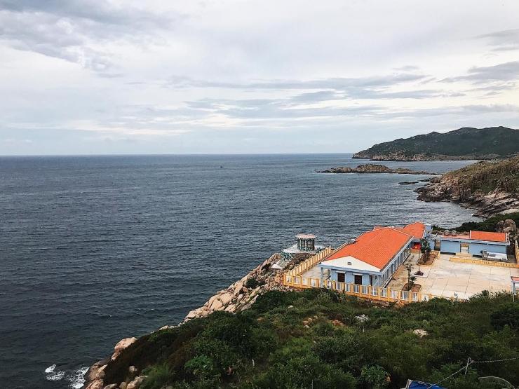 tour du lịch Ninh Chữ Đà Lạt: Đảo Bình Hưng - Vườn Quốc Gia Bidoup