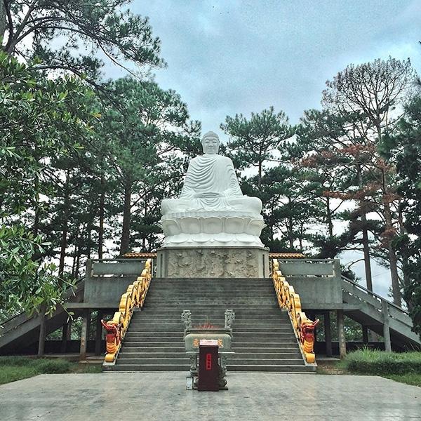 Tour du lịch Đà Lạt: Đồi Mộng Mơ - Giao lưu cồng chiêng