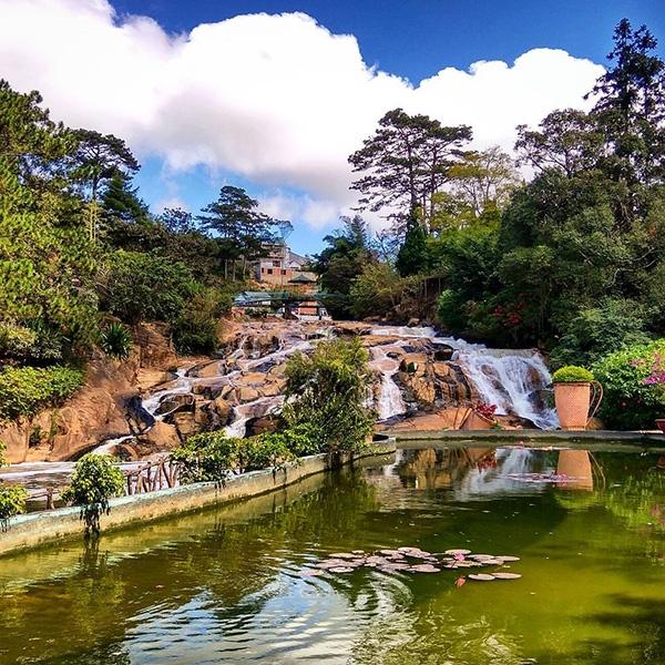 Tour du lịch Đà Lạt: Madagui - Thác DamBri