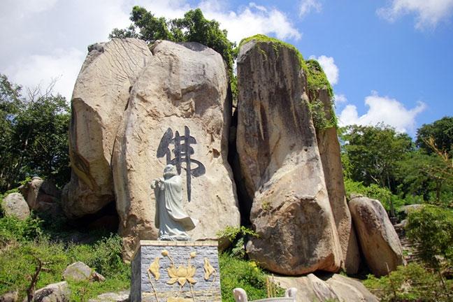 Tour du lịch Vũng Tàu: Phước Hải - Minh Đạm
