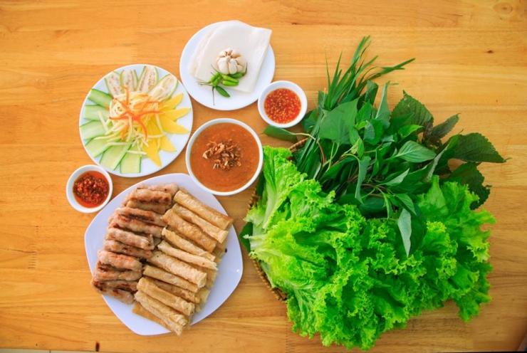 Nem nướng Ninh Hoà