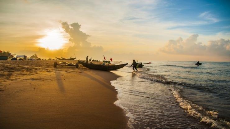 Tour du lịch Vũng Tàu: Suối nước nóng Bình Châu - Hồ Cốc
