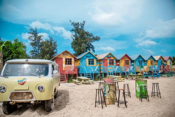 Coco Beach Camp Bình Thuận