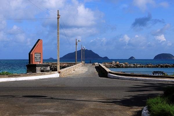 Tour du lịch Côn Đảo: Trại Phú Hải - Nghĩa trang Hàng Dương Miếu bà Phi Yến Côn Đảo