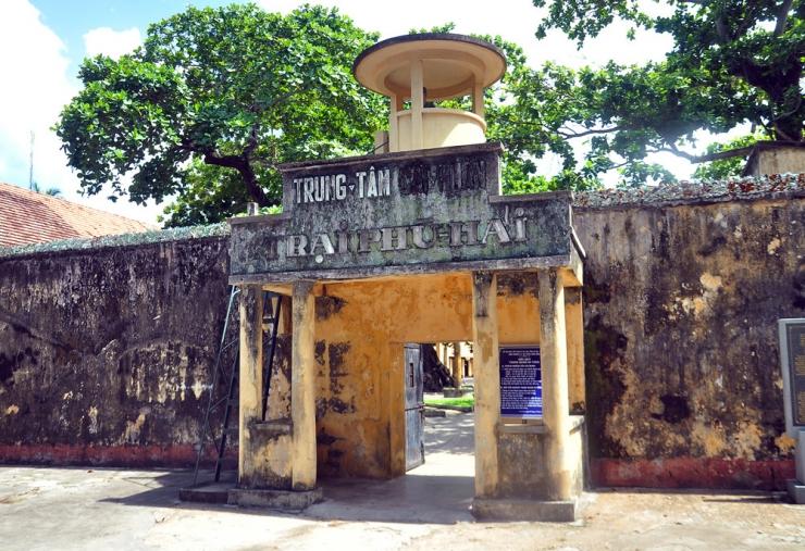 Tour du lịch Côn Đảo: Trại Phú Hải - Nghĩa trang Hàng Dương