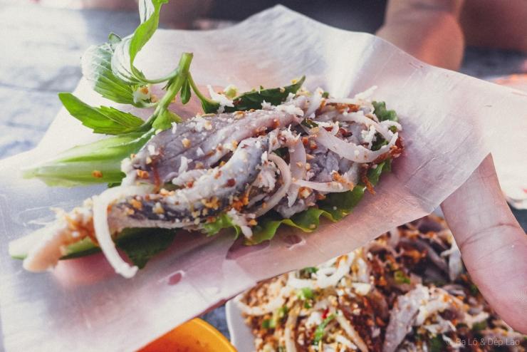 Gói cá trích Phú Quốc