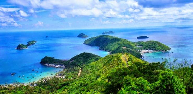 Tour du lịch miền Tây: Khám Phá Đảo Nam Du