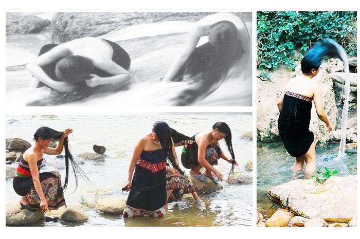 Tục tắm tiên Tây Bắc - ở Việt Nam