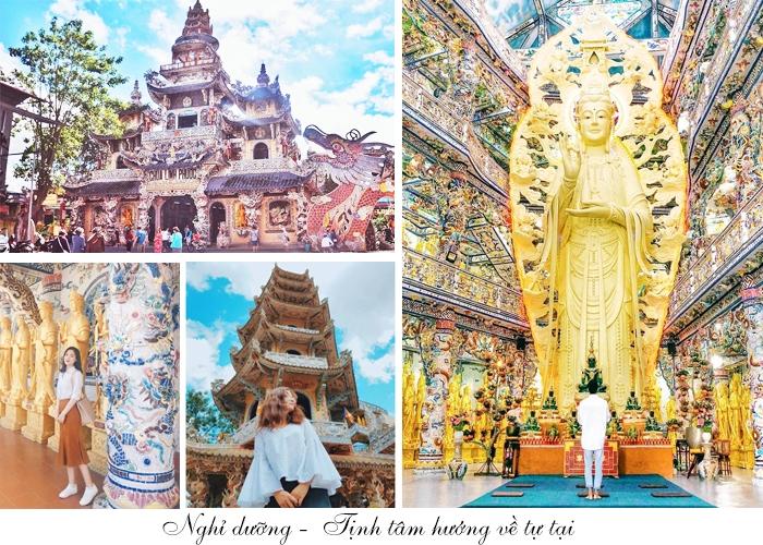 Tour du lịch Đà Lạt Tết Nguyên Đán 2019: Mùa Xuân Nơi Thành Phố Tình Yêu