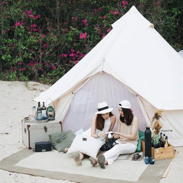 Lưu trú tại Coco Beach bạn sẽ được tận hưởng cái nắng ấm áp cùng hơi thở từ biển