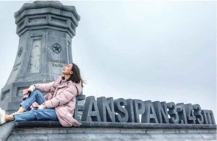 Trên đỉnh Fansipan - nóc nhà Đông Dương