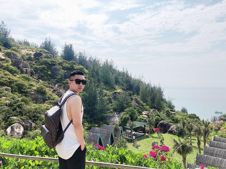 Checkin tại khu dã ngoại Trung Lương