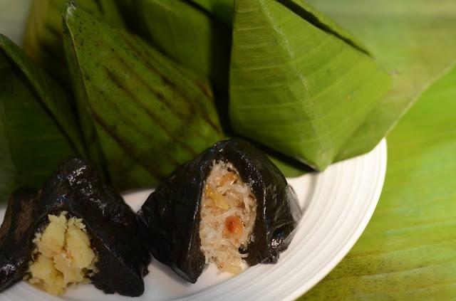 Bánh ít lá gai Quy Nhơn - Một trong những đặc sản của Quy Nhơn Bình Định