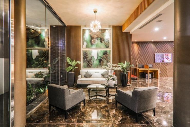 Thiết kế sang trọng của khách sạn Lake View Quy Nhơn