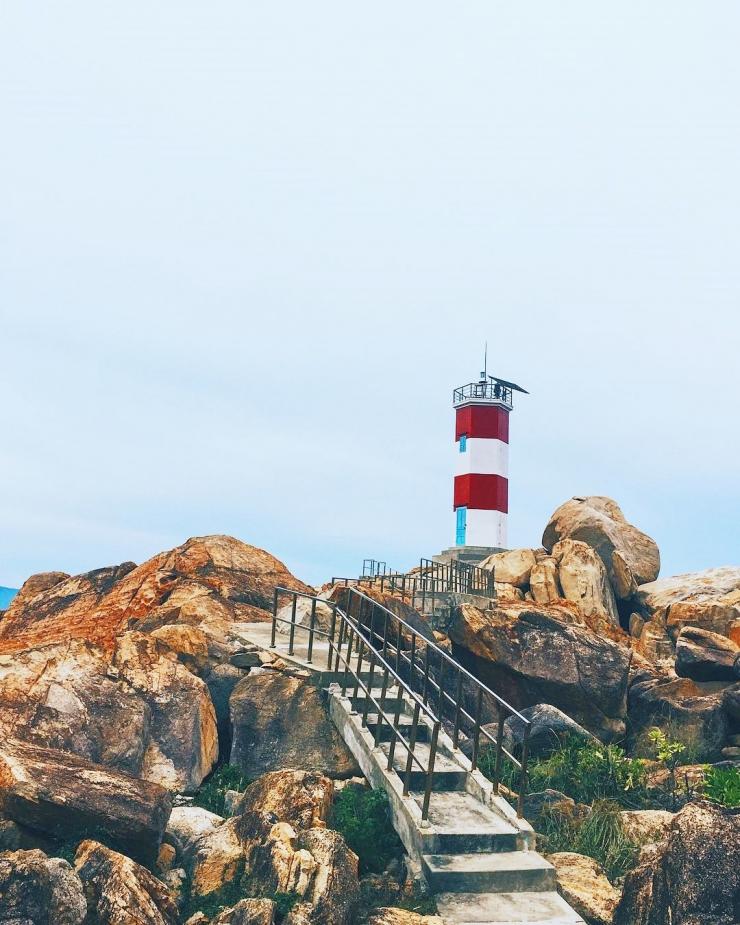 Hải đăng Gành đèn, điểm du lịch nổi tiếng của Phú Yên
