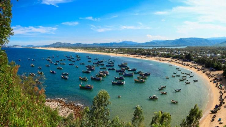 Vịnh Xuân Đài Phú Yên
