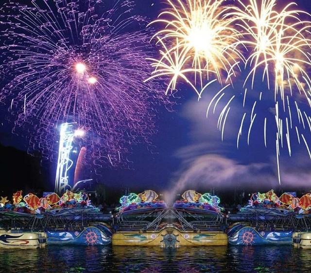 Đến Đầm Sen tham gia lễ hội đếm ngược và thưởng thức những món ăn ngon từ mọi miền trên thế giới