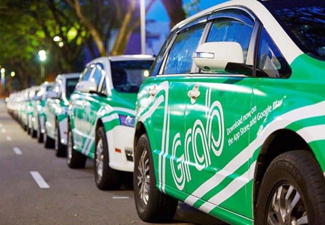 Grap là hãng taxi mới xuất hiện vài năm trở lại đây trên thị trường Việt Nam