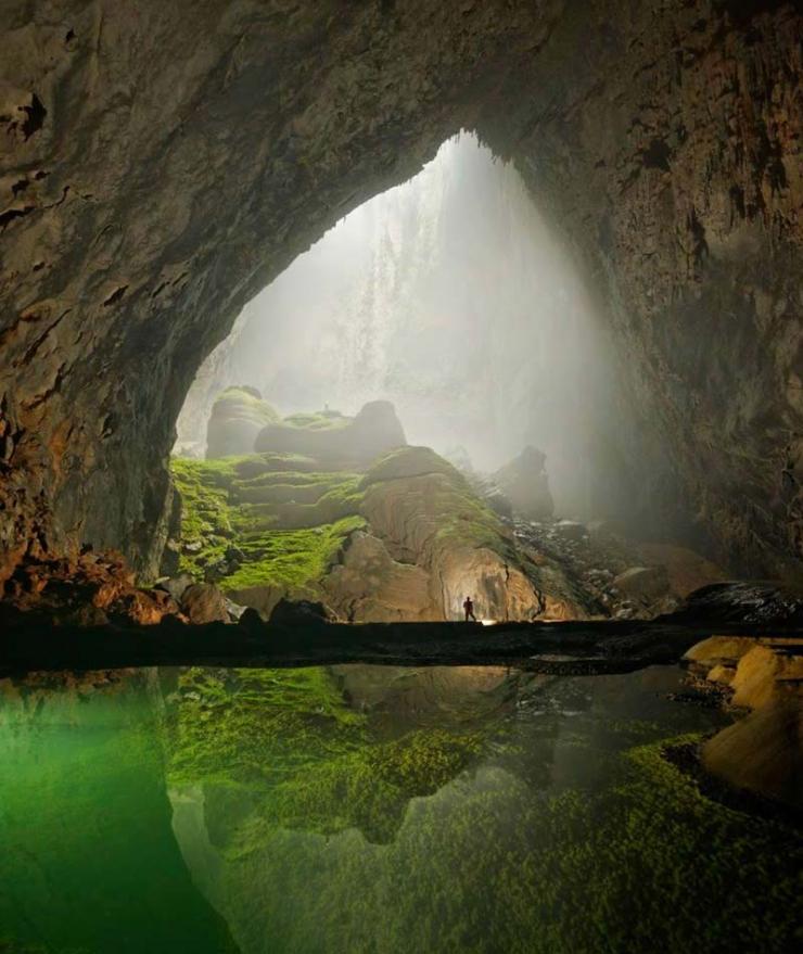 Hang Sơn Đoòng là tuyệt tác vĩ đại nhất của thiên nhiên dành cho nhân loại