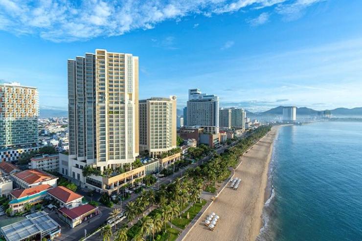 Thành phố Nha Trang xinh đẹp