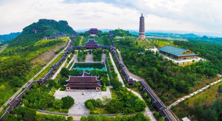 Quần thể chùa Bái Đính Ninh Bình