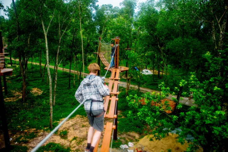 Trải nghiệm highwire