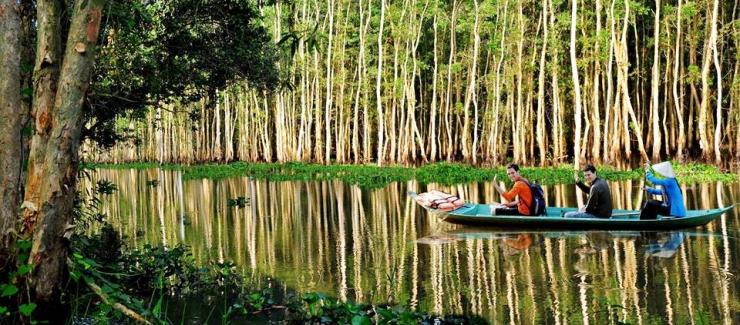 Tour du lịch Sa Đéc - Cao Lãnh - Tràm Chim - Xẻo Quýt