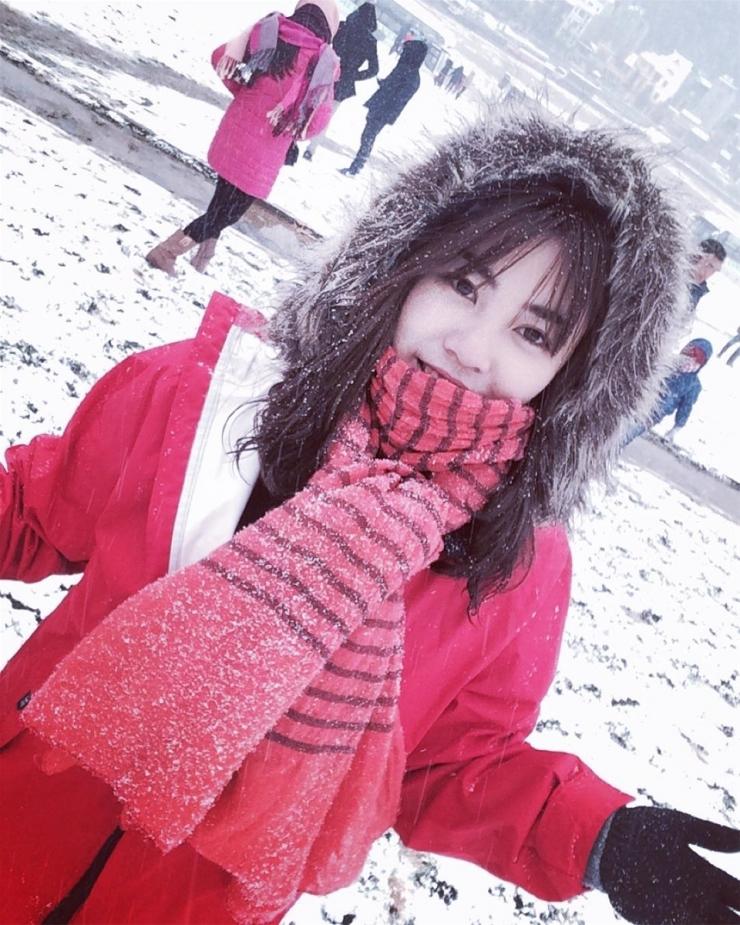 Tận hưởng không khí Giáng sinh trong tuyết rơi tại Sapa