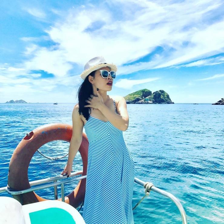 Checkin tại đảo hòn Mun Nha Trang