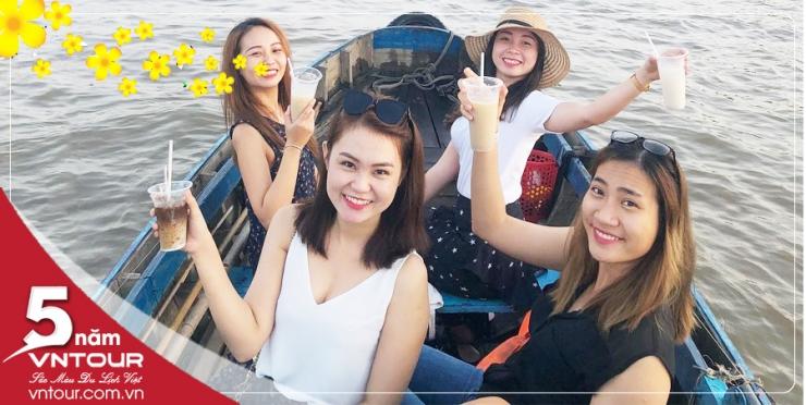 Tour du lịch Cần Thơ Cà Mau Tết Âm Lịch 2019: Chinh Phục Đất Mũi