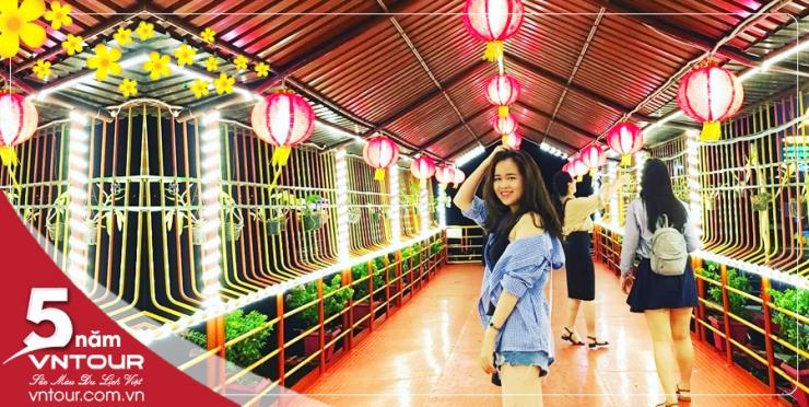 Tour du lịch Cần Thơ Tết Nguyên Đán 2019: Trải Nghiệm Chợ Nổi Cái Răng