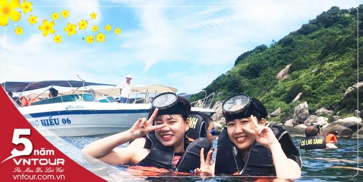 Tour du lịch Đà Nẵng Tết Nguyên Đán 2020: Mỹ Khê - Bà Nà Hills