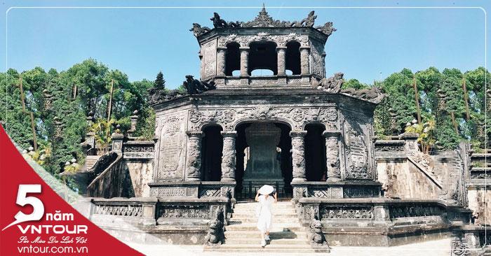 Tour du lịch Đà Nẵng 4 ngày 3 đêm: Cù Lao Chàm - Bà Nà Hill - Hội An - Sơn Trà