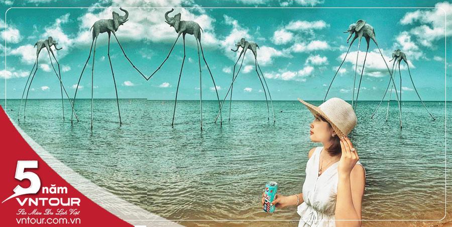 Tour du lịch Phú Quốc 3 ngày 3 đêm: Khám Phá Tứ Đảo