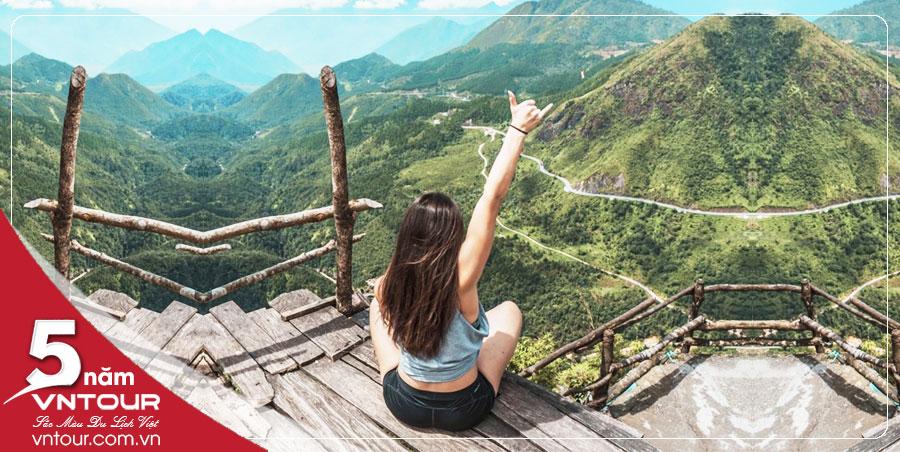 Tour du lịch Hà Nội 4 ngày 3 đêm: Chinh Phục Sapa