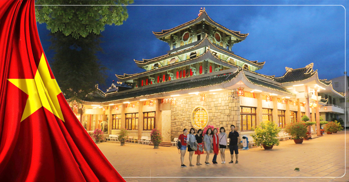 Tour du lịch Châu Đốc lễ 30/4: Hà Tiên - Chợ Tịnh Biên