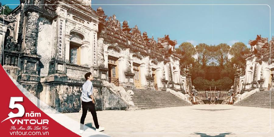 Tour du lịch Đà Nẵng 1 ngày: khám phá nét đẹp miền trung