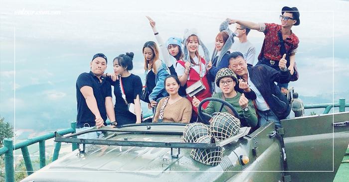 Tour du lịch Đà Lạt: Vườn hoa thành phố - KDL Lang Biang