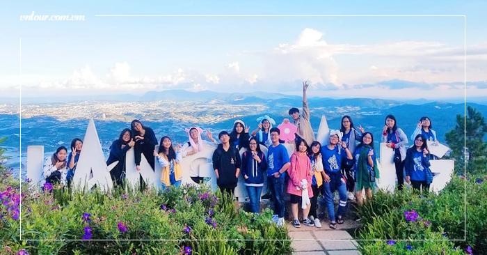Tour du lịch Đà Lạt: Vườn Quốc Gia Bidoup - Lang Biang