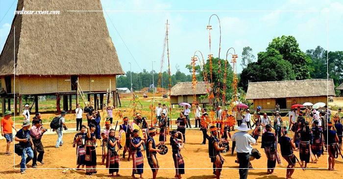 Tour du lịch Gia Lai - KomTum: Biển Hồ - Đập Thủy Điện Yaly