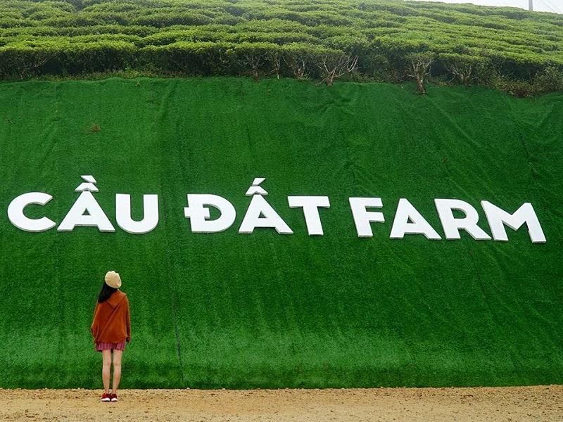 Cầu Đất Farm - Đà Lạt