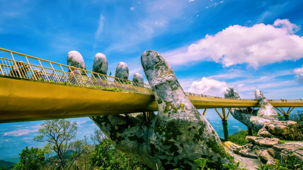 Cây cầu vàng