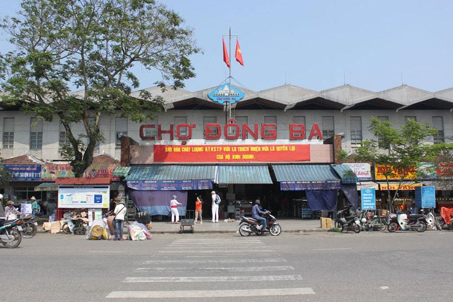 Chộ Đông Ba