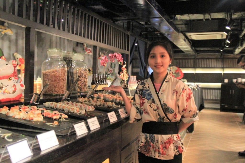 Nhà hàng Little Tokyo