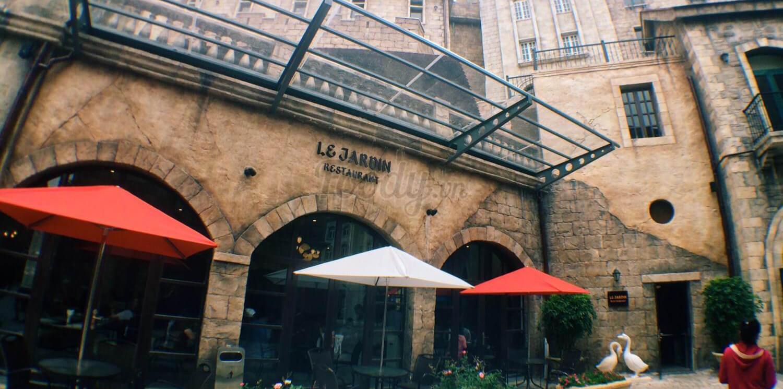 Nhà hàng Le Jardin