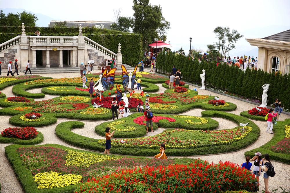 Vườn hoa Le Jardin D'Amour