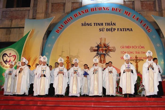 Đại hội tại thánh địa