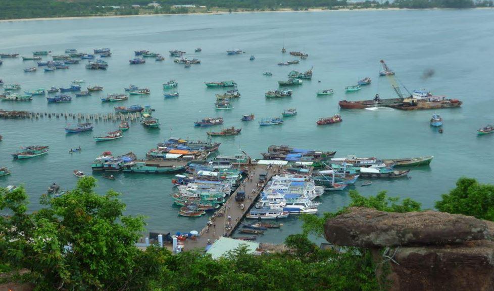 Cảng cá An thới
