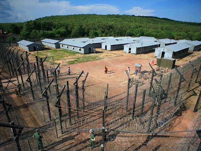 Nhà tù dưới góc nhìn khác