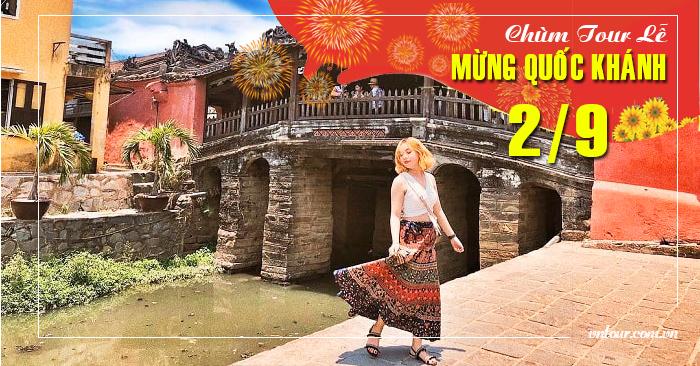 Tour du lịch Đà Nẵng lễ Quốc Khánh 2/9/2019: Ngất Ngây Cù Lao Chàm